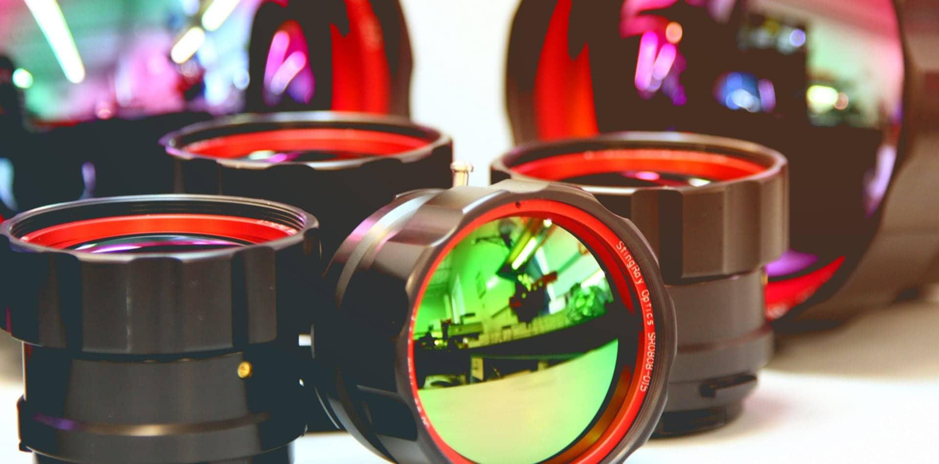 Stingray Optics Transaction