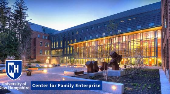 UNH Center for Family Enterprise Peloton Advisory