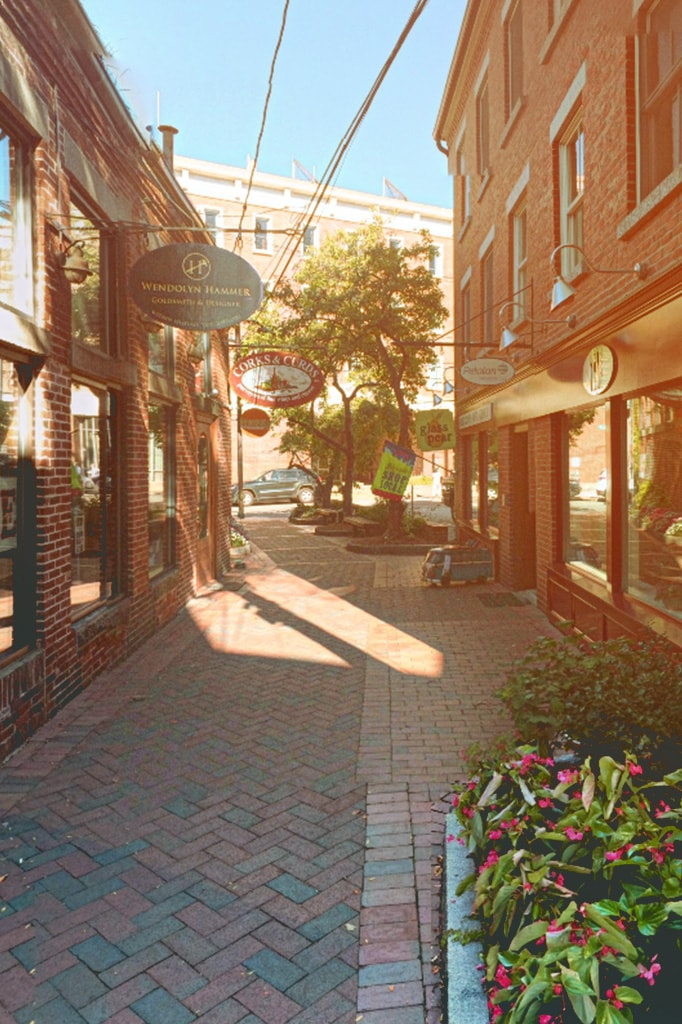 Commercial Alley Portsmouth NH