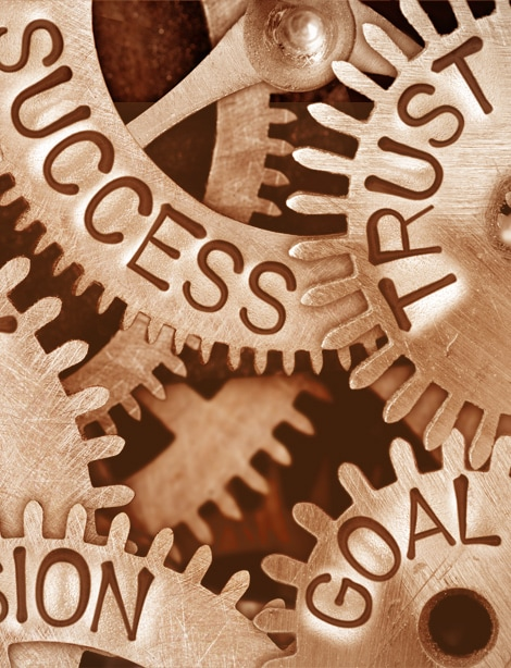 Business Owners Success Gears