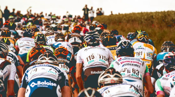 Lessons from the Peloton